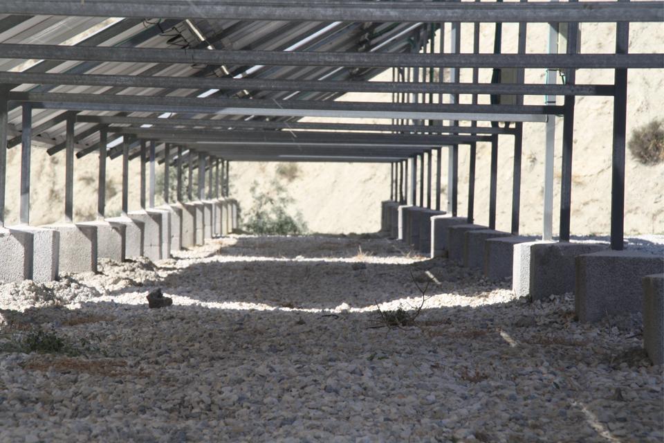 Construcci n planta solar fotovoltaica en campos del r o - Empresas de construccion en murcia ...