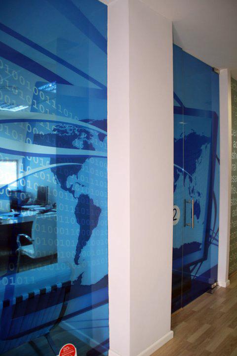 Construcci n de oficina asesor a ashema en alcantarilla for Material de oficina murcia