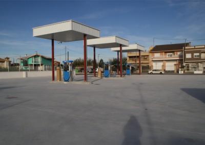 11 Gasolinera