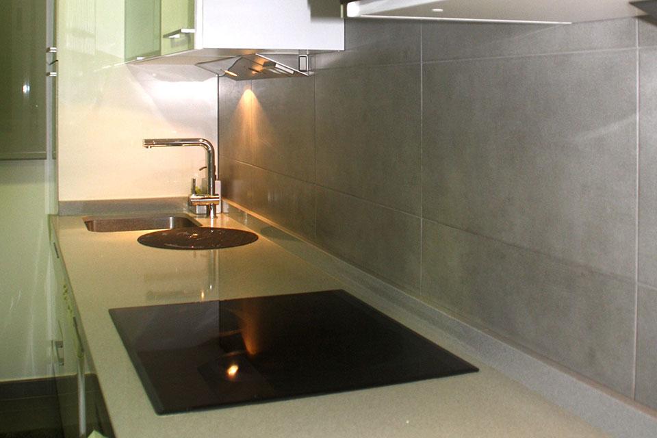 Reforma completa de cocina y baño en La Alberca, Murcia