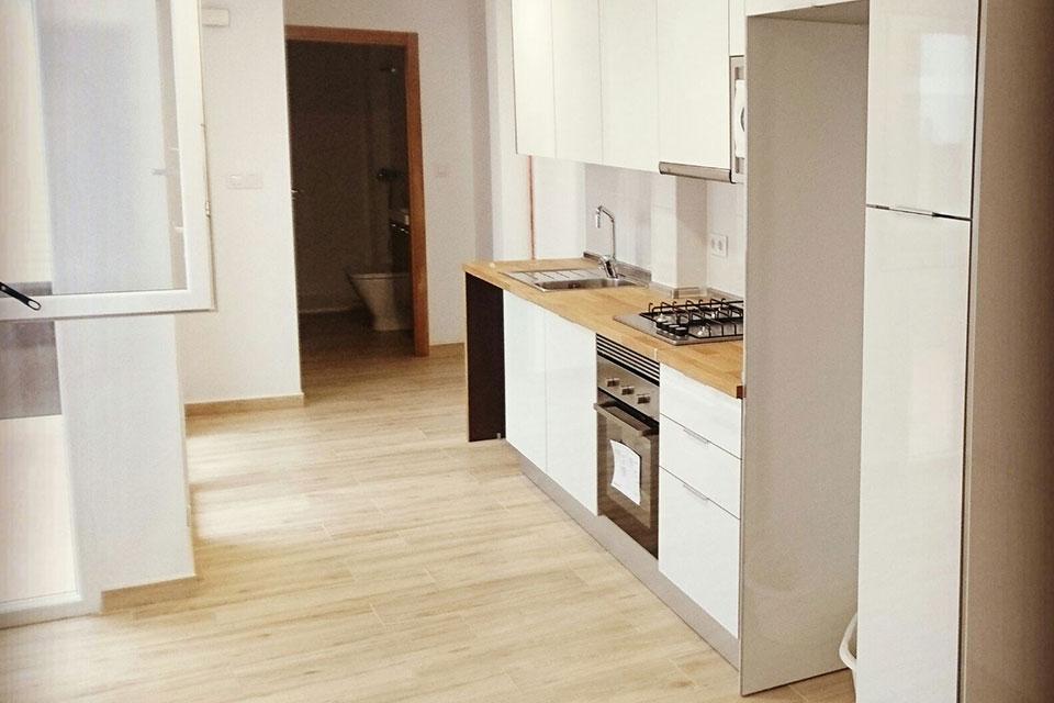 Reforma de apartamento en Murcia